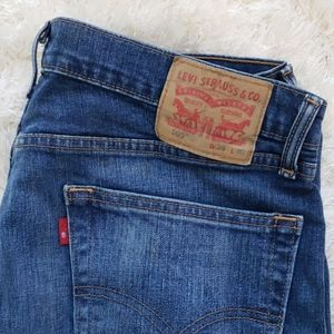 Levi's 505 Relaxed Fit hemmed 36x26